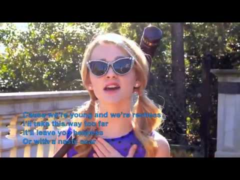 Download Taylor Swift-Blank Space MattyBRaps & Ivey Meeks Cover Lyrics on video 1