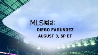 MLS 36: Diego Fagundez and the New England Revolution [HD]