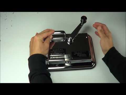 micro matic cigarette rolling machine