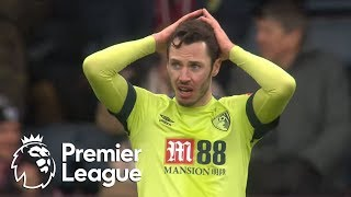 Jay Rodriguez Scores Penalty To Extend Burnley's Lead Vs Bournemouth   Premier League   Nbc Sports
