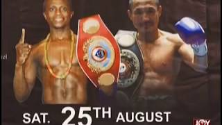 Isaac Dogboe vows to defeat Hidenori Otake on August 25