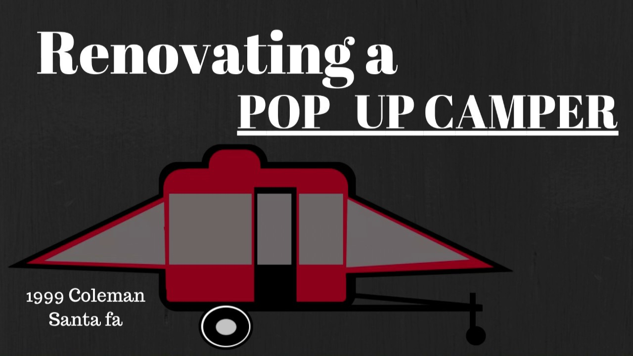 how to turn on heater in pop up camper