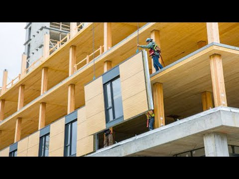 Amazing Modern Fastest House Construction Methods - Extreme Ingenious Construction Workers