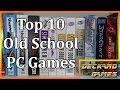 Top 10 Old School PC Games