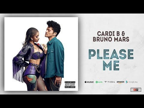 Cardi B & Bruno Mars - Please Me Mp3