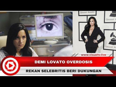 Kronologi Demi Lovato Ditemukan Overdosis di Hollywood Hills Mp3