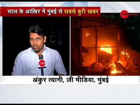 Massive fire in Mumbai's Lower Parel kills 15, several injured, hospitalised