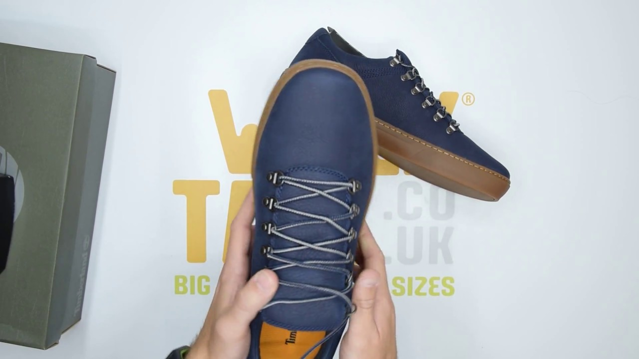 timberland adventure navy