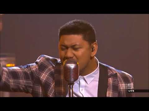 Shannon Holtzapffel choreography The Voice AU S07E18 Chang   Johnny B Goode streaming vf