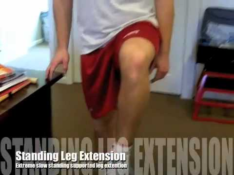 ARP Rehab Exercises