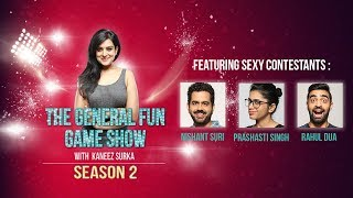 The General Fun Game Show with Kaneez Surka – Season 2 Out Now