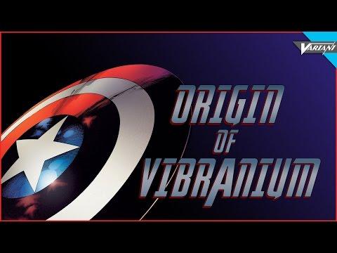 Origin Of Vibranium!