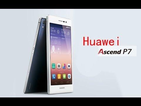 Huawei P7 Hands On VS Huawei P6