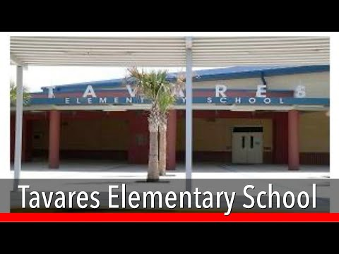 Tavares Elementary School - The Best of the Best at TES...THE place to be!