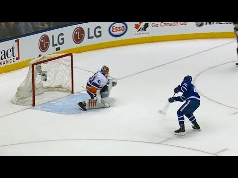 Bozak scores dagger in shootout between Maple Leafs and Islanders