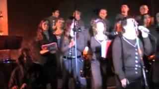 STEFANO COSTANTINI E IL CORO NON SOLO GOSPEL MONTEGRANARO 2008
