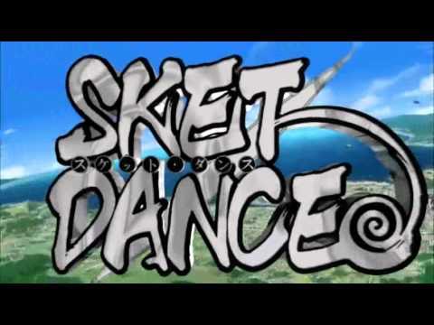 sket dance Gintama face