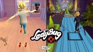Miraculous Ladybug & Cat Noir | ADRIEN VS CAT NOIR!