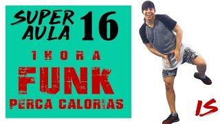 Baixar SUPER AULA 16 | 1 HORA DE FUNK | Perca Calorias | Professor Irtylo Santos
