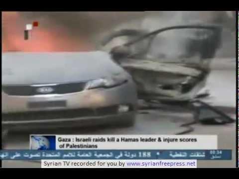 Gaza under attack: 9 Palestinians, including Hamas commander, killed in Israeli strike - 14/11/2012