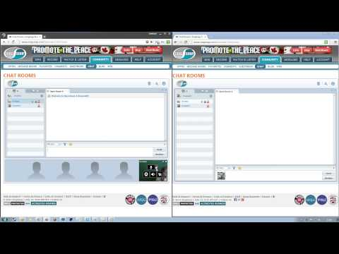 Tutorial - 123 flash chat for SingSnap
