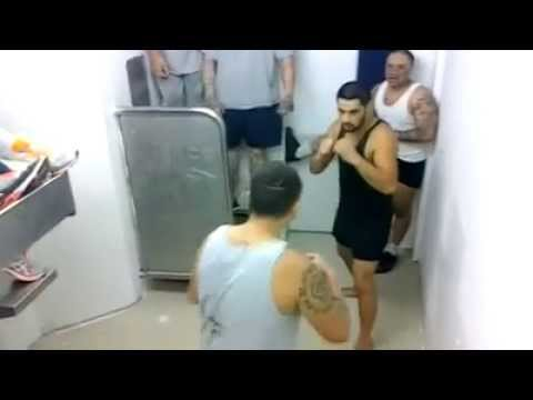 Crazy prison Fights #1 aka Mt Eden Prison Fight Club