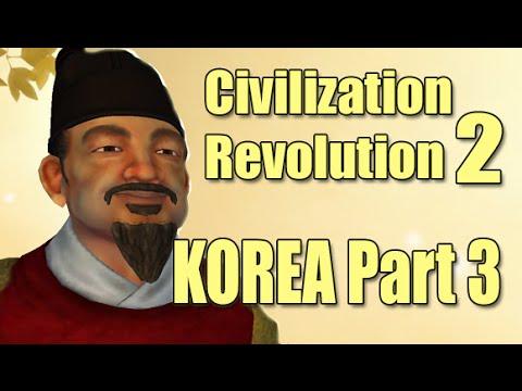 Civilization Revolution 2 - Sejong Korea #3 (iOS Strategy)
