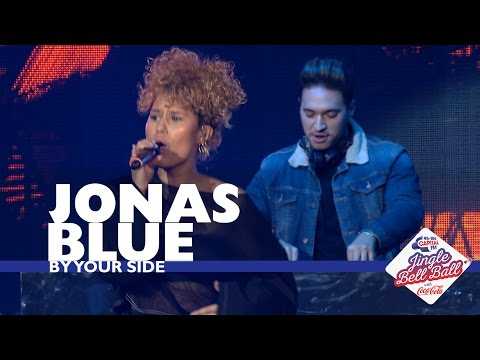 Jonas Blue - 'By Your Side' (Live At Capital's Jingle Bell Ball 2016)