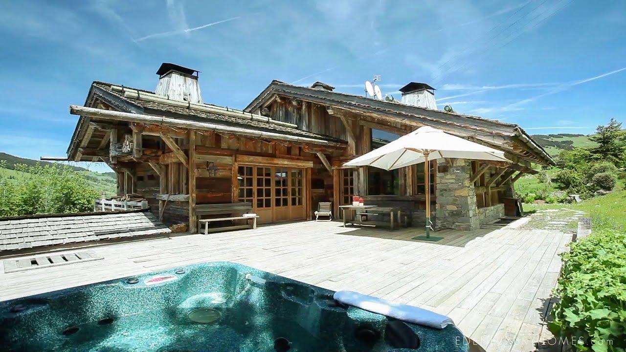 chalet angelina megeve eden luxury homes youtube