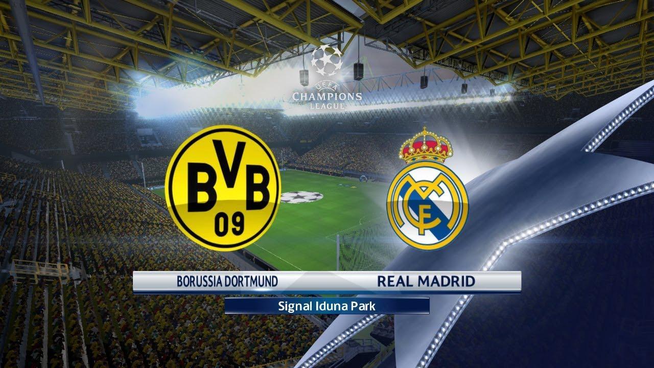 Borussia Dortmund vs Real Madrid | 26/09/2017 | UEFA Champions league 2017/2018 - YouTube