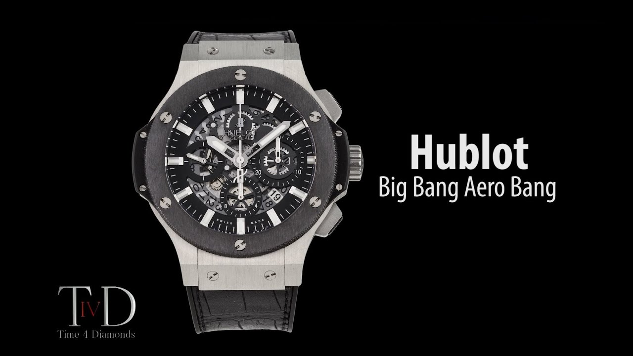 Hublot Aero Big Bang Morgan