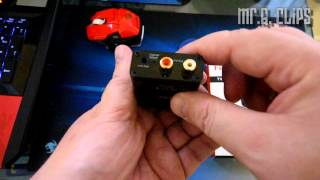 FiiO D07 - Tv Digital to Analog Audio Decoder