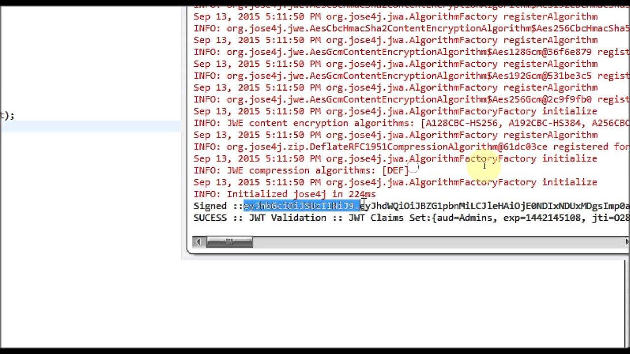 JSON Web Keys - JWT_5