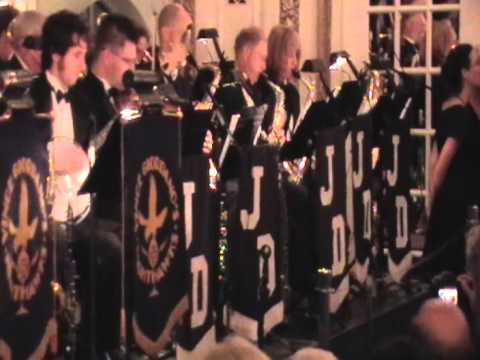 Josh Duffee Orchestra ~ Vince Giordano's Nighthawks @ BIX B. Festival 2011 ~ Pt 1