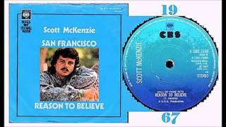 Scott Mckenzie - Reason To Believe