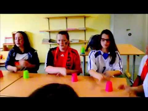 Cup Song - Realschule Oberbruch/Kreis Heinsberg (06/2016)