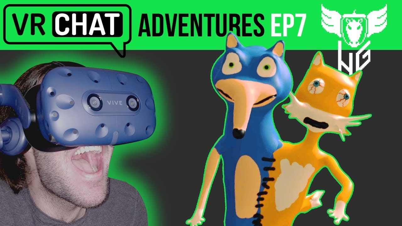 VRChat Adventures Ep 7 - United at Last - YouTube