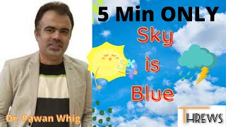 Why Sky is Blue?