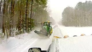 """Snow Plowing Jan 2017 - 8-10"""""""