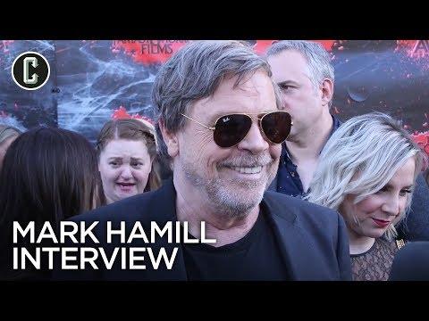 Mark Hamill on Meeting James Gunn and If He