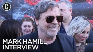 Mark Hamill on Meeting James Gunn and If He'll Be in 'Star Wars: Episode IX'