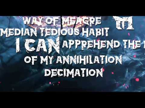 Hate In Deep (Official Lyric Video)