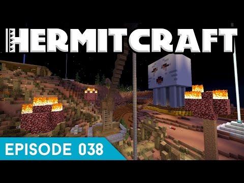 Hermitcraft IV 038 | GIANT GHAST PRANK | A Minecraft Let's Play