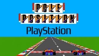 Pole Position Gameplay (PS1)