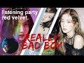 """Listening Party: Red Velvet """"Really Bad Boy"""" Album Reaction - First Listen"""