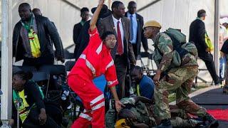 Покушение на президента Мнангагву