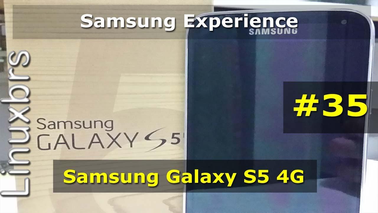 Samsung Galaxy S5 - Samsung Experience - PT-BR - Brasil