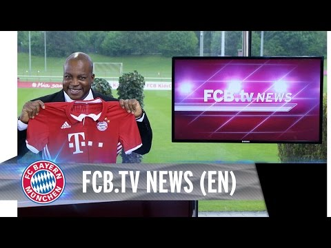 Celebration weekend for FC Bayern