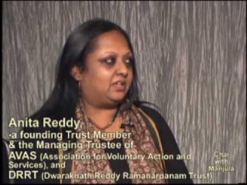 Chai with Manjula - Anita Reddy