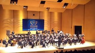 Ratwinit Bangkaeo Wind Symphony - Deep Inpression- (Conduct by kaisorn julatip)